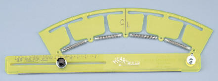 ACU ARC RULER