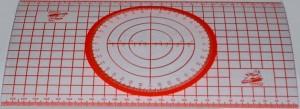 Flat Cervical Grid Ruler